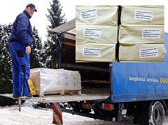 Volební lístky pro prezidentské volby dorazily na úřad v Mnichově Hradišti