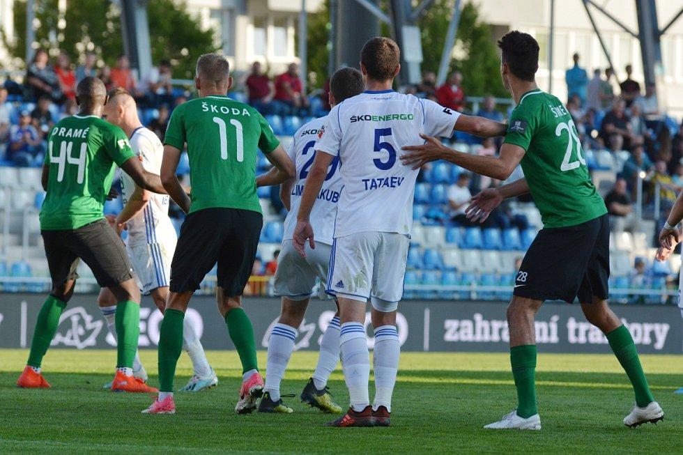 FORTUNA:LIGA: FK Mladá Boleslav - 1. FK Příbram