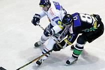 Ze zápasu Tipsport Cupu Bílí Tygři Liberec - BK Mladá Boleslav