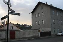 Azylový dům v Čejetičkách.