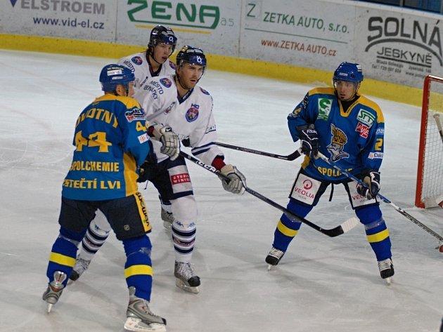 1. hokejová liga: HC Benátky nad Jizerou - HC Slovan Ústečtí Lvi