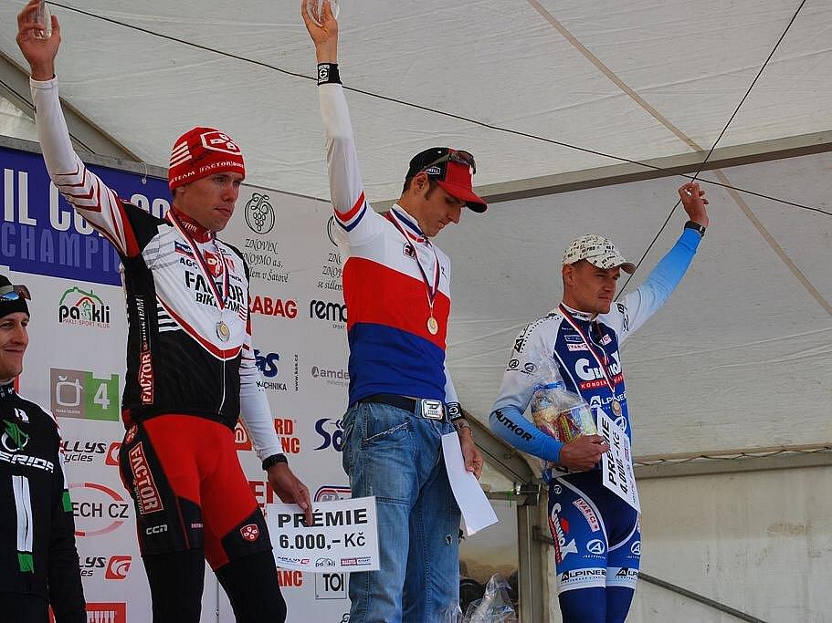 Mistrovství České republiky v maratonu na horských kolech