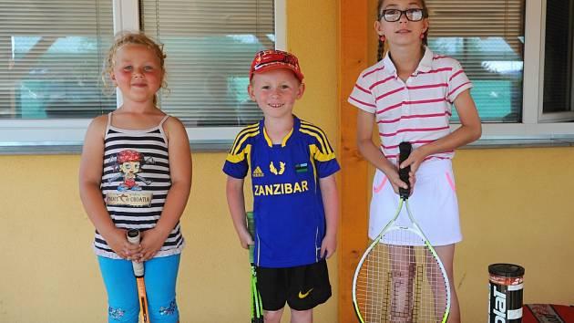 Kolomutský Junior Cup v tenise