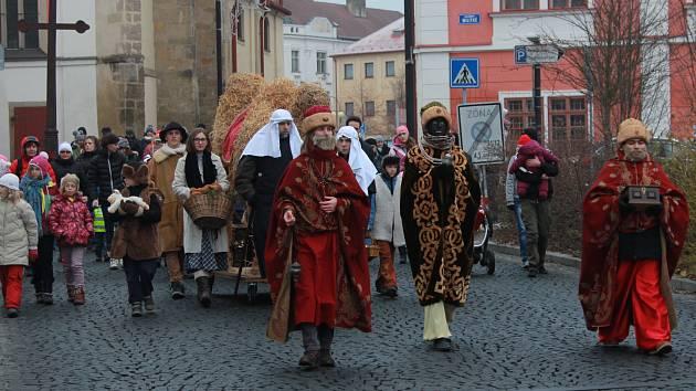 Putování k Betlému v Mladé Boleslavi 2016