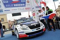 Rally Bohemia 2013