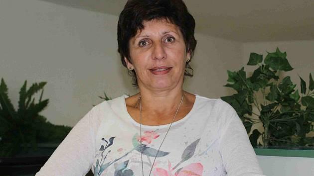 Iveta Koudelová, ředitelka Denního stacionáře Věřuška