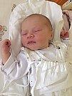 Nina Šnajdrová se narodila 12. června, vážila 3,33 kg a měřila 50 cm. S maminkou Dominikou a tatínkem Jakubem bude bydlet v Čelákovicích.