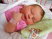 Sofie Ledecká se narodila 5. září, vážila 3,97 kg a měřila 49 cm.  S maminkou Renatou a tatínkem Michalem bude bydlet v Brandýse nad Labem.