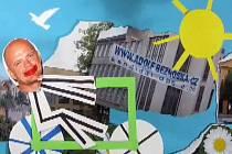 """Adolf Beznoska ve svém klipu """"Včelka Áda""""!"""