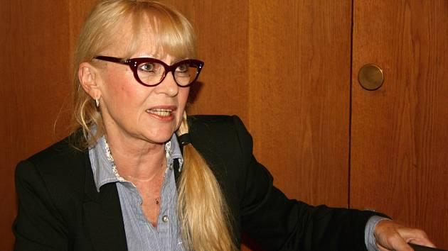 Kateřina Macháčková.