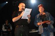 Do síně slávy byla uvedena Marta Karglová, za celoživotní přínos muzice na Mladoboleslavsku.