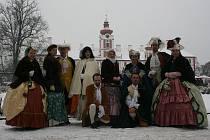 Valdštejnské Vánoce v Mnichově Hradišti.