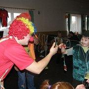 Dětský maškarní ples v Bojeticích