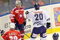 I. liga: Horácká Slavia Třebíč - HC Benátky nad Jizerou