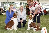 Česká národní výstava psů MB 2012