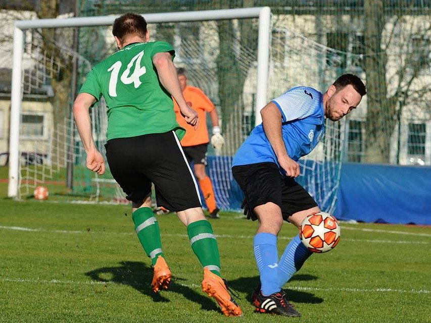 III. třída: Sporting Mladá Boleslav - Klášter