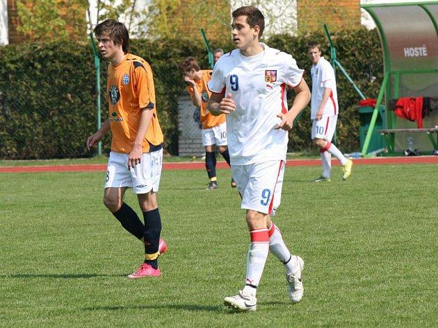 Přípravné utkání: FK Mladá Boleslav (A dorost) - Česká republika U17