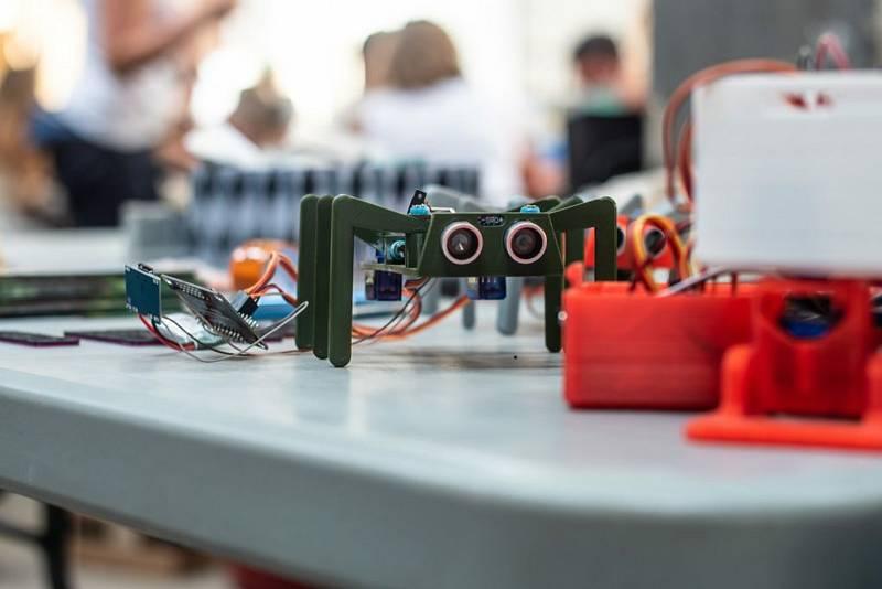 Z Maker Faire v Mladé Boleslavi