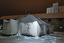 O stan pro bezdomovce je velký zájem