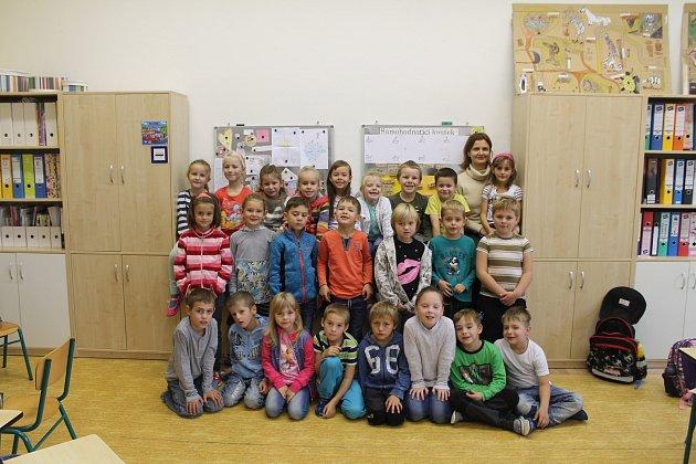 ZŠ Mnichovo Hradiště - 2.první třída