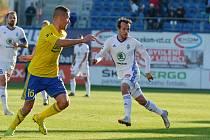 MOL Cup: FK Mladá Boleslav - FC Fastav Zlín.
