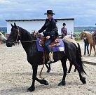 Westernové hobby závody v Horním Bousově.