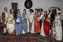 Soubor historických tanců Campanello v Mn.Hradišti