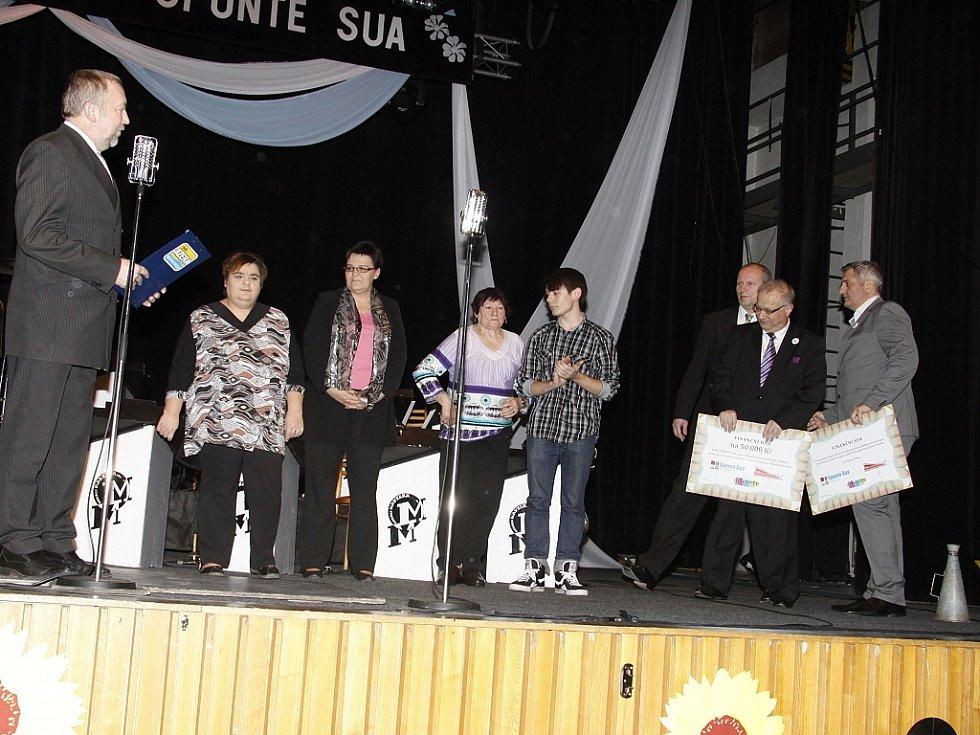 Koncert Ondřeje Havelky a Melody Makers podpořil charitu