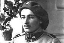 Francouzský legionář František Zbroj z Horek nad Jizerou.