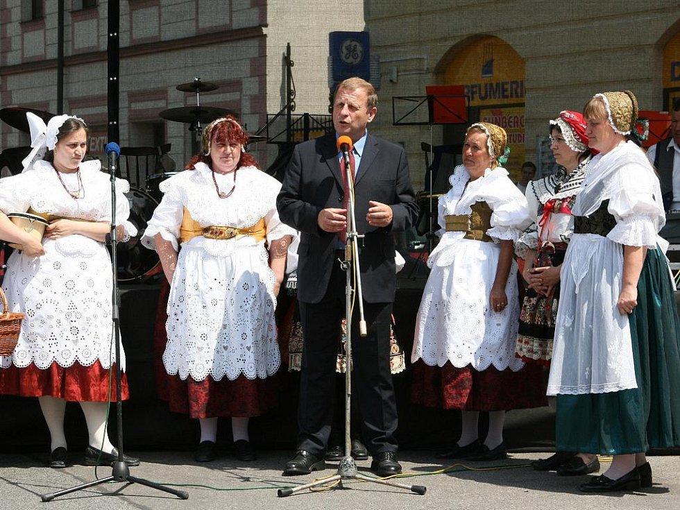 Baráčníci v Mnichově Hradišti oslavili 115 let.