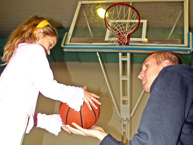 Basket na Pastelce