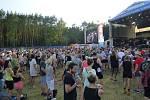 Z festivalu Hrady CZ pod Bezdězem.