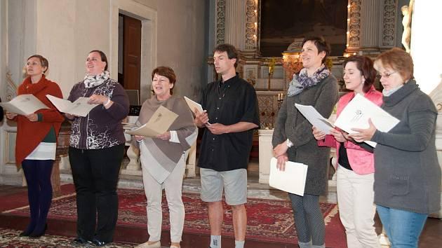 V KNĚŽMOSTSKÉM kostele se koná řada kulturních akcí, sbírku zahájil koncert nazvaný  Kdyby byly varhany.