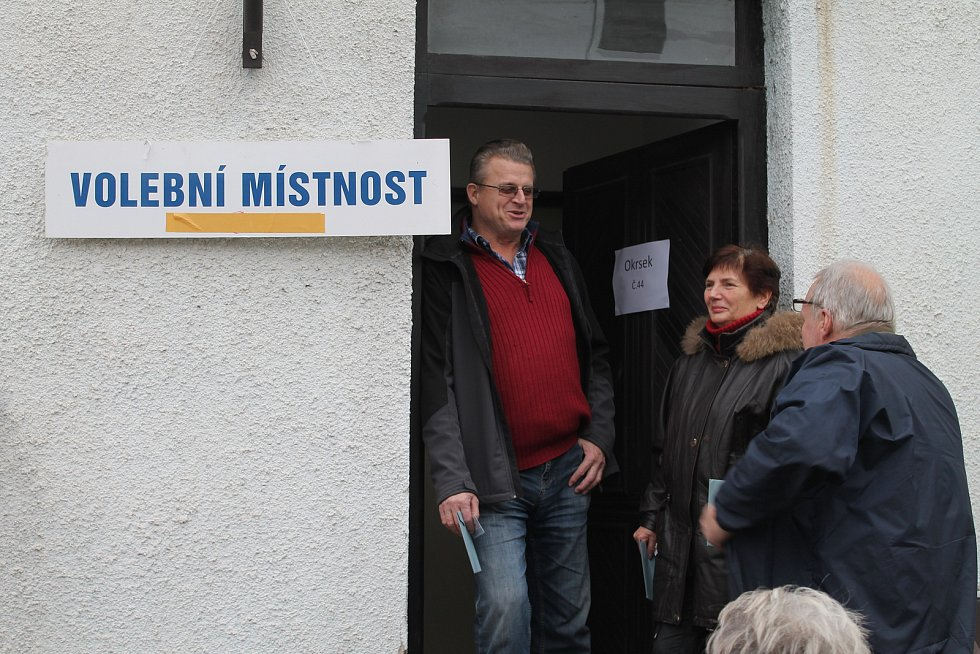 Prezidentské volby na Boleslavsku.