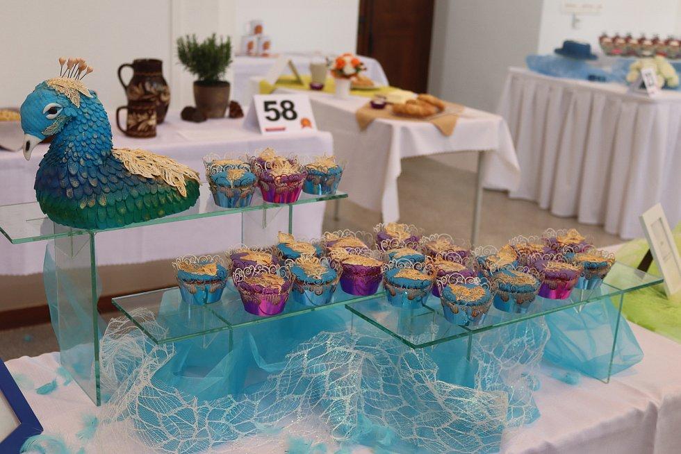 Soutěžní cukrářské výrobky