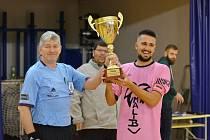 Béčko Malibu obhájilo titul v Okresní futsalové soutěži