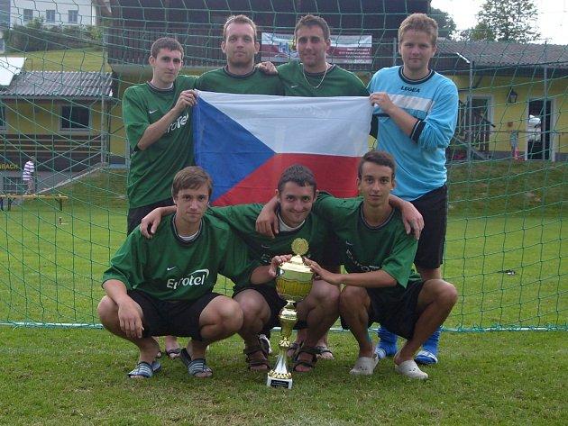 Sporting Mladá Boleslav na turnaji Lions Cup 2012