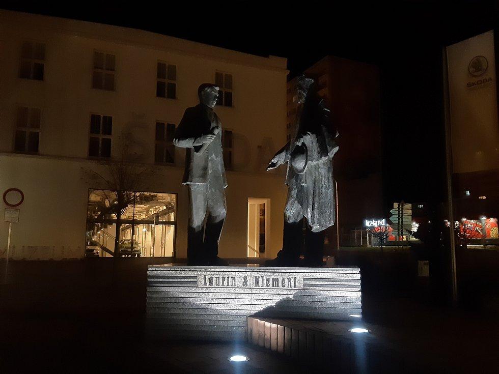 Škoda muzeum - Laurin a Klement.