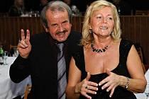 HUDEBNÍK Milan Klipec s manželkou Janou.
