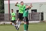 Příprava: Dlouhá Lhota - Sporting Mladá Boleslav