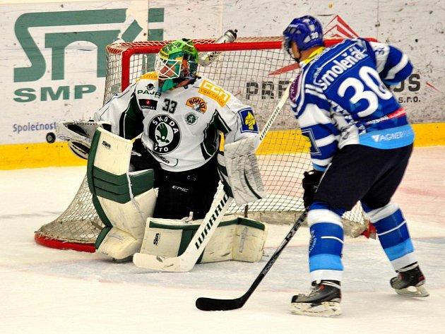 Tipsport extraliga play-out: BK Mladá Boleslav - HC Vagnerplast Kladno