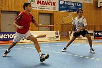 Badmintonový turnaj GPA U13