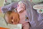 Kláře a Petrovi Buldrovým se narodila první dcera Evička Buldrová. Bydlet budou společně v Milovicích.