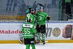 Hokejisté Mladé Boleslavi porazili brněnskou Kometu 2:1.