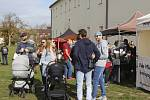 Restaurant day oživil Vzdělávací centrum Na Karmeli