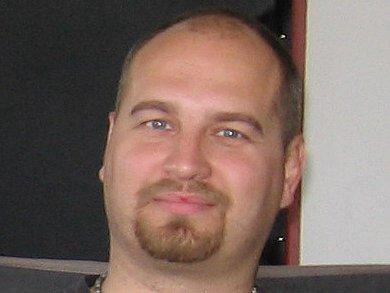 Hasič Zbyněk Štajnc