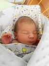 Leo Balog se narodil 24. srpna, vážil 3,1 kg a měřil 46 cm.