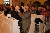 Benefiční koncert v kostele sv. Havla v Mladé Boleslavi