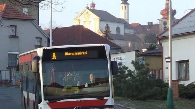 Městská autobusová doprava Mladá Boleslav