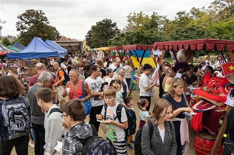 Třetí ročník Festivalu kultur se uskutečnil v Mladé Boleslavi.